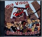 Dub Vision - Counter Attack CD Big Cup Music 2011 New DUB