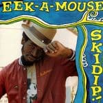 Eek A Mouse - Skidip LP Greensleeves Reissue