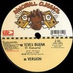 "El General - Teves Buena / Version / Pu Tun Tun / Version 12"" Dancehall Classics VP"