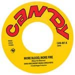 """Ennio Maccaroni - More Blood More Fire / Dr. Kitch 7"""" Candy Niney The Observer Lord Kitchener"""