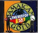 Eric Donaldson Maytones Toots & The Maytals Etc - Best Of Jamaican Gold Vol 2 CD