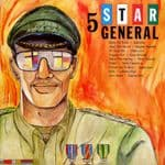 Garnett Silk Little John Terry Ganzie 5 Star General LP