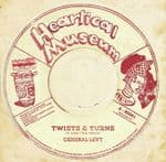 "GENERAL LEVY - Twists & Turns / GUIVE - Final Warning 7"" Universal Tribulation HEARTICAL"