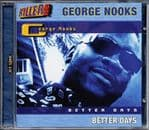George Nooks - Better Days CD Jet Star Lovers Roots