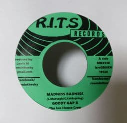 Goody Gap - Madness Badness / The Inn House Crew ft. Vin Gordon - Version 7