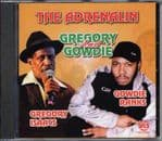 Gregory Isaacs & Gowdie Ranks - The Adrenalin CD NEW