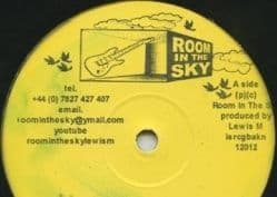 """Gregory Isaacs - Night Nurse / Version / Enos Mcleod - Sell Out / Kingsley Wray & Skycru - Move Along Version 12"""" Room In The Sky"""