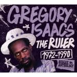 Gregory Isaacs - The Ruler Reggae Anthology 2x CD +1x DVD Essential