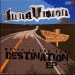 Inna Vision - Music Is The Destination CD 6 Track EP
