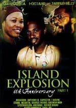 Island Explosion 2010 6th Anniversary Part 1 DVD Tarrus