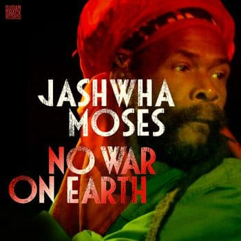 Jashwha Moses - No War On Earth CD Sugar Shack Records