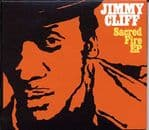 Jimmy Cliff - Sacred Fire CD NEW EP Collective Sounds 2012