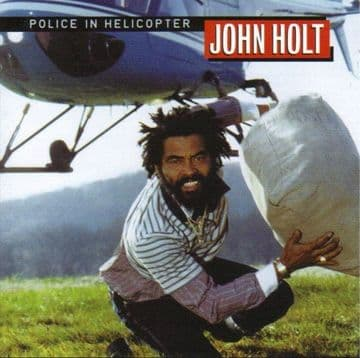 John Holt - Police In Helicopter LP Greensleeves