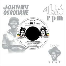 Johnny Osbourne - In Your Eyes / Roots Radics - Dangerous Match Four 7