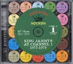 Jr. Reid Half Pint etc - King Jammy At Channel One CD