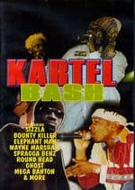 Kartel Bash - Sizzla Bounty Killer Wayne Marshall DVD