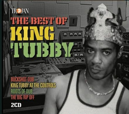 King Tubby - The Best Of King Tubby 2CD Trojan