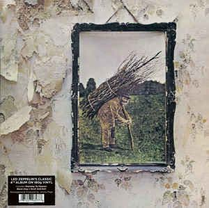 Led Zeppelin IV - Untitled LP Atlantic