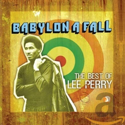 Lee Perry – Babylon A Fall (The Best Of Lee Perry) 2CD Trojan Records