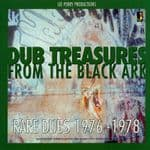Lee Perry - Dub Treasures From The Black Ark CD Jamaica