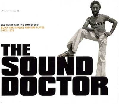 Lee Perry - The Sound Doctor CD Pressure Sounds