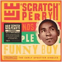 Lee 'Scratch' Perry and Friends • People Funny Boy: The Early Upsetter Singles 10 x 7