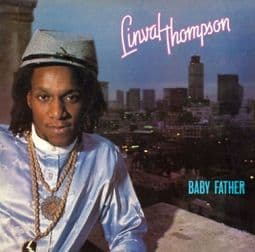 Linval Thompson - Baby Father LP Greensleeves