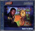 Luciano - Back To Africa CD New Sealed 1994 Roots