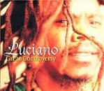 Luciano - Great Controversy CD New Sealed 2001 Roots