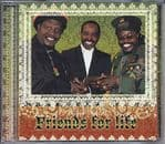 Luciano & Mikey General - Friends For Life CD Don One 2007 NEW SEALED