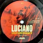 "Luciano - State Of Emergency / Version 7"" Addis Records TRS"