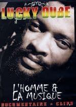 Lucky Dube - L'Homme & La Musique DVD Man & The Music