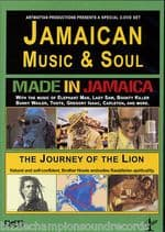 Made In Jamaica / Heart of a Lion 2x DVD NEW