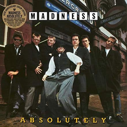 Madness - Absolutely LP Union Square/BMG