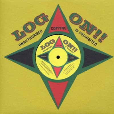 """Martin Campbell - Better Run And Hide 10"""" DUB Log On"""