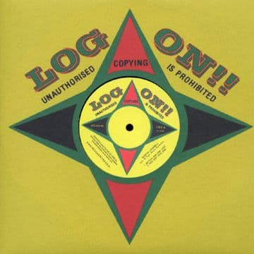 "Martin Campbell - Better Run And Hide 10"" DUB Log On"