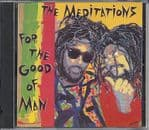 Meditations - For The Good Of Man CD Heartbeat Sealed