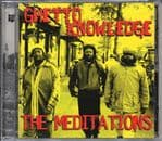 Meditations - Ghetto Knowledge CD Easy Star NEW Sealed
