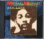 Michael Prophet - Jah Love CD NEW Live and Learn 1983
