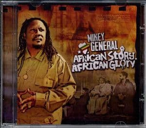 Mikey General - African Story African Glory CD Qabala First Music