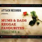 Mums And Dads Reggae Favourites Vol 2 CD Rocksteady