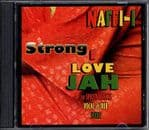 Naffi I - Strong I Love Jah: Vocal And Dub CD Unique Sounds 2011 Vocal And Dub