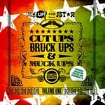 Nice Up JSTAR - Cut Ups Bruck Ups & Muck Ups Volume One CD NEW Quality Mash Ups