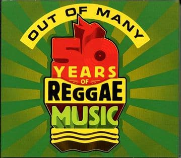 Out Of Many - 50 Years Of Reggae Music (3 CD) NEW VP