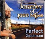 Perfect Giddimani - Journey Of 1000 Miles CD 2012 NEW Dynasty Records