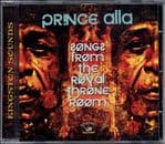 Prince Alla - Songs From The Royal Throne Room CD Kingston Sounds Jamaican