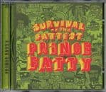 Prince Fatty - Survival Of The Fattest CD Mr Bongo NEW