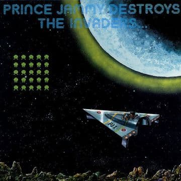 Prince Jammy – Prince Jammy Destroys The Invaders LP Greensleeves