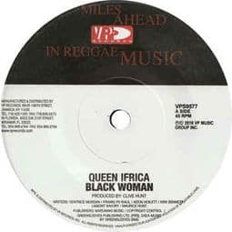 Queen Ifrica - Black Woman / Black Woman Dub 7