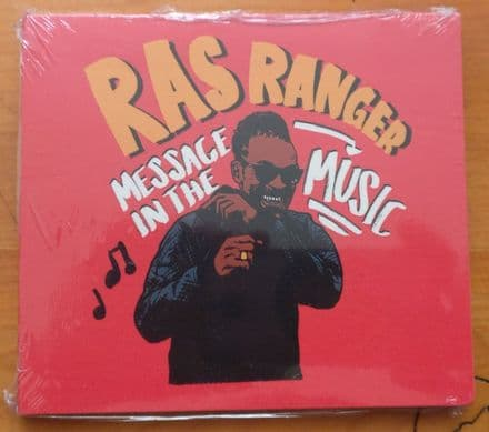 Ras Ranger - Message In The Music CD Room In The Sky